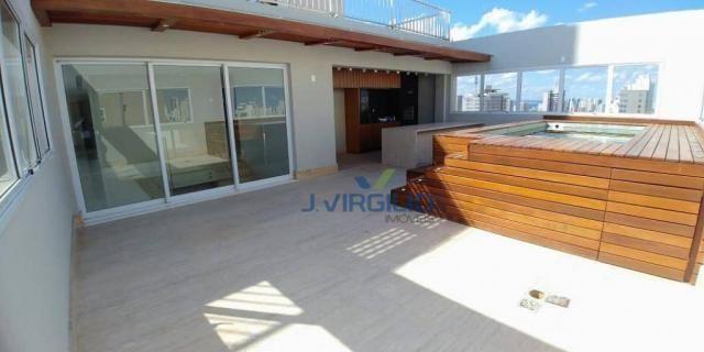 Cobertura à venda, 467 m² por r$ 3.290.000,00 - setor bueno - goiânia/go - Foto 19