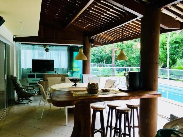 Casa 4 Suítes Alphaville I 540 m² Finamente Decorada