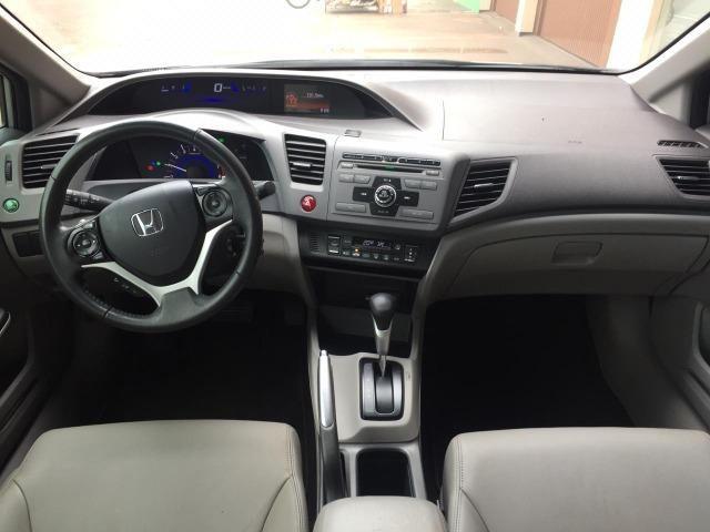 Honda/Civic LXR 2.0 flexone (automático) completo - Foto 9