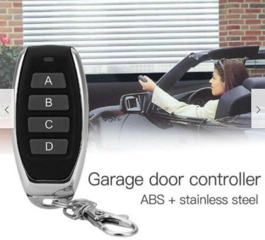 COD-AM298 Controle Remoto Transmissor 433.92Mhz Código rolante Garagem Portão Porta
