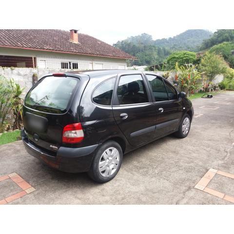 Vendo Renault Scenic Authentique - 1.6 flex 2007 - Foto 6