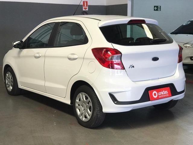 Ford KA Tivct 1.0 2018/2019 com IPVA 2020 + Transferência Grátis! - Foto 5