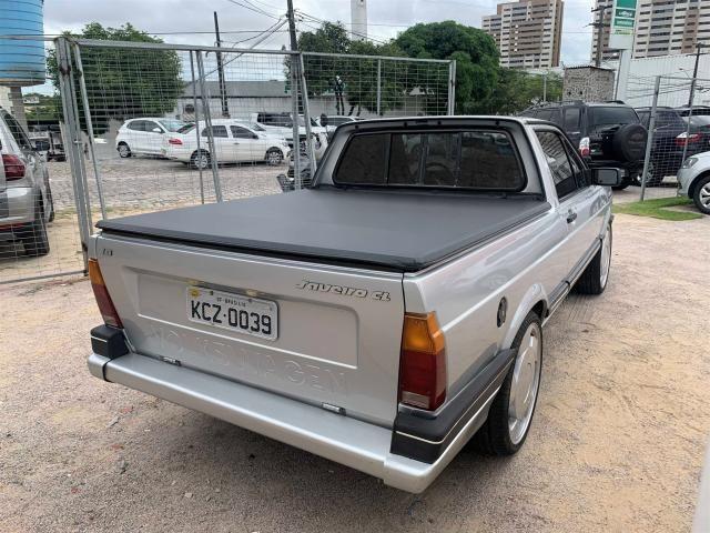 SAVEIRO 1992/1993 1.6 CL CS 8V ÁLCOOL 2P MANUAL - Foto 5