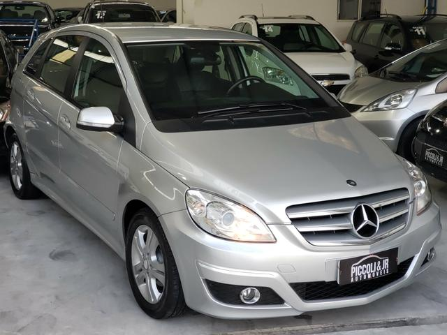 Mercedes B170 com 66 mil km rodados Raridade vendo troco e financio R$ 33.900,00 - Foto 5