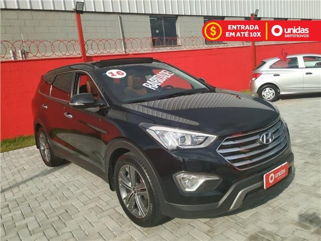 Hyundai Grand santa fé 3.3 mpfi v6 4wd gasolina 4p automático - Foto 3
