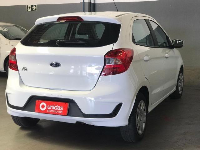 Ford KA Tivct 1.0 2018/2019 com IPVA 2020 + Transferência Grátis! - Foto 6