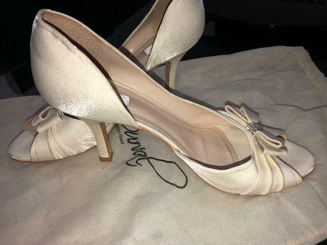 Sapato Durval Tamanho 39  - Foto 2