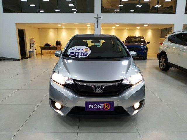 MontK Veículos anuncia; Honda FIT EX 2016