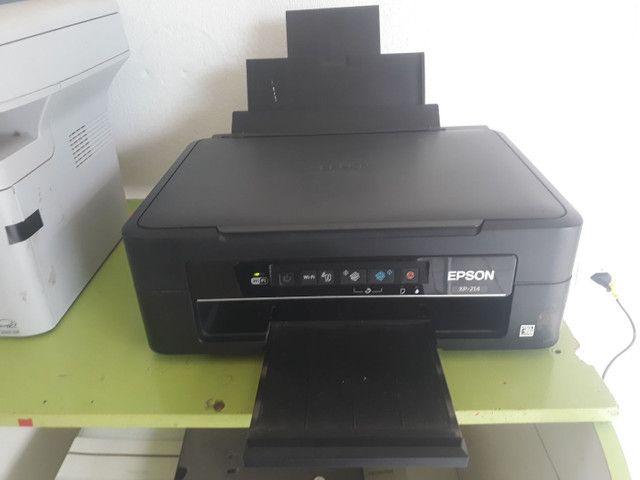 Epson Xp214 (veja a descrição e fotos) - Foto 2