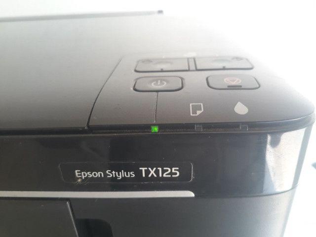 Epson Tx125 ( Veja a descrição e fotos) - Foto 5