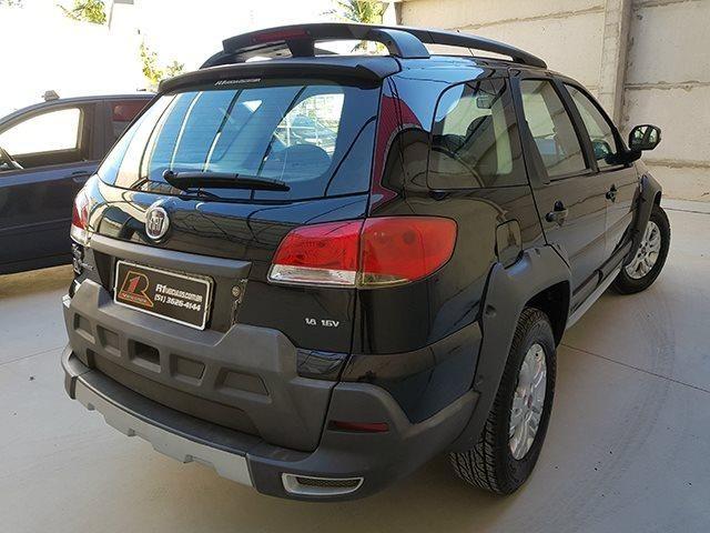 PALIO 2012/2012 1.8 MPI ADVENTURE WEEKEND 16V FLEX 4P AUTOMATIZADO - Foto 5