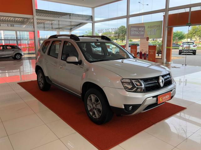 DUSTER 2018/2019 2.0 16V HI-FLEX DYNAMIQUE AUTOMÁTICO