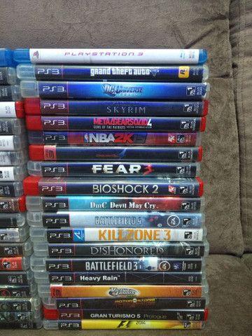 Jogos Originais PS3 - Leia - Foto 3