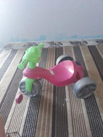 Vendo motoca tico - tico  - Foto 2
