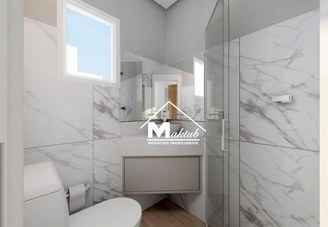 Cobertura com 2 dormitórios à venda, 88 m² por R$ 430.000,00 - Jardim - Santo André/SP - Foto 11