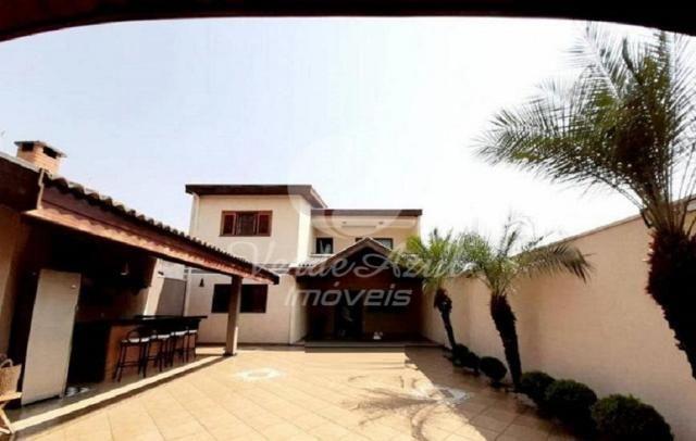 Casa à venda com 4 dormitórios em Jardim dona regina, Santa bárbara d'oeste cod:CA007648 - Foto 7