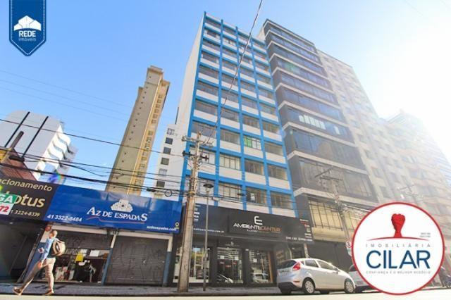 Escritório para alugar em Centro, Curitiba cod:00005.027