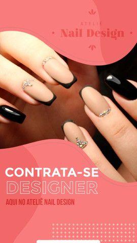 Vaga para Nail Design