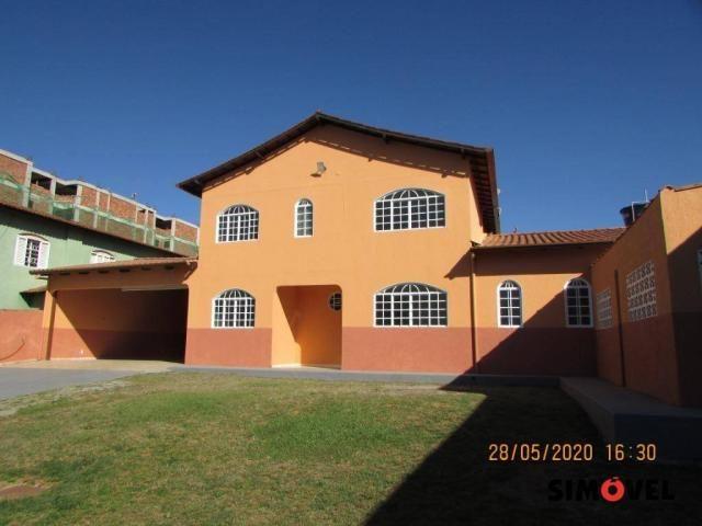 Casa com 6 dormitórios para alugar, 260 m² por R$ 4.000,00/mês - Setor Habitacional Samamb