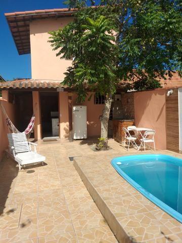 Casa de Temporada com piscina e churrasqueira em Iguaba Grande para até 6 pessoas - Foto 2