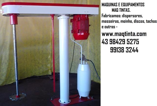 Batedor misturador de grafiato e tintas - Foto 4