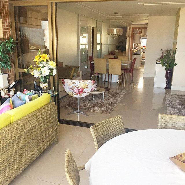 03 Suites Vista Mar Varanda Gourmet! Perfeito - Foto 5