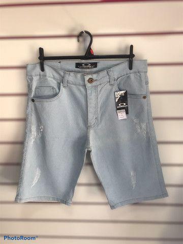 Shorts jeans masculino - Foto 5