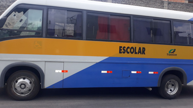 Micro ônibus volare W8 executivo 2010 - Foto 3
