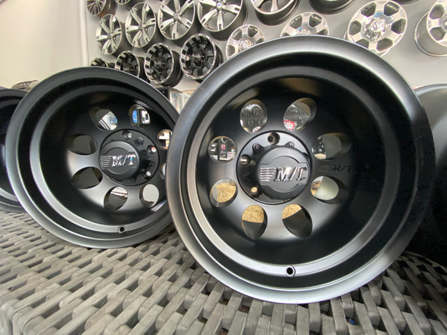 Rodas Mickey Thompson ?15x10 5x139 - Foto 3