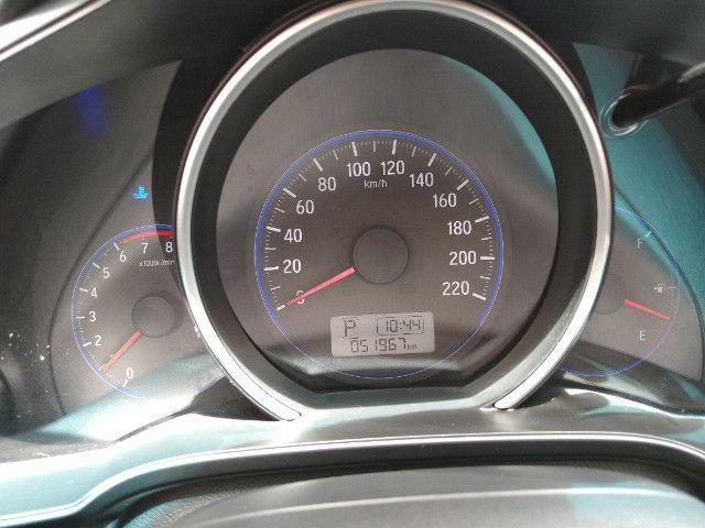 Honda Fit LX 1.5 Automático Flex One 2016!!! Igual zero km. 51mil km - Foto 7