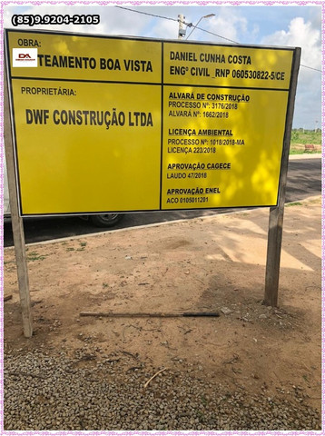 O melhor Loteamento em Itaitinga(Construção liberada)*! - Foto 2