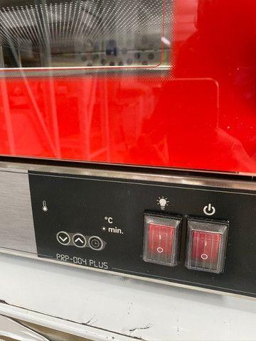 Forno elétrico turbo Fast Oven / pães / bolos - com ventilador turbo - Foto 5