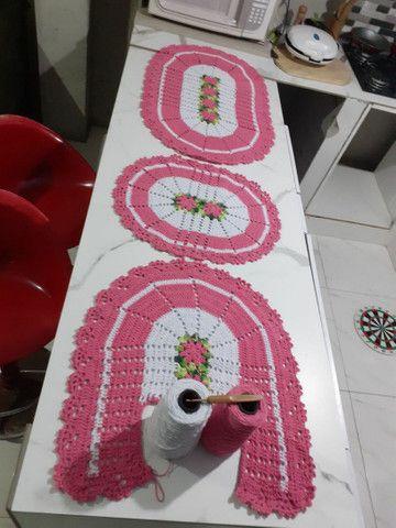 Várias peças em crochê. A parti de R$10. - Foto 4