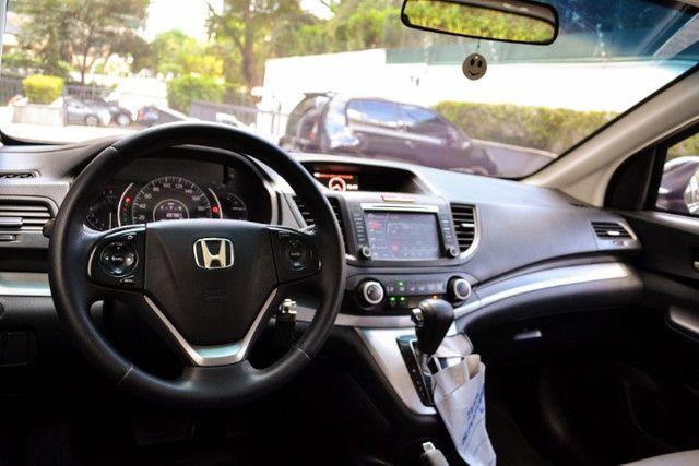 Honda CR-V LX 2.0 Aut. Blindado - Impecável - 2012 - Foto 11