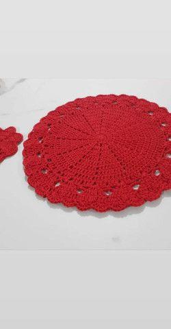 Várias peças em crochê. A parti de R$10. - Foto 2