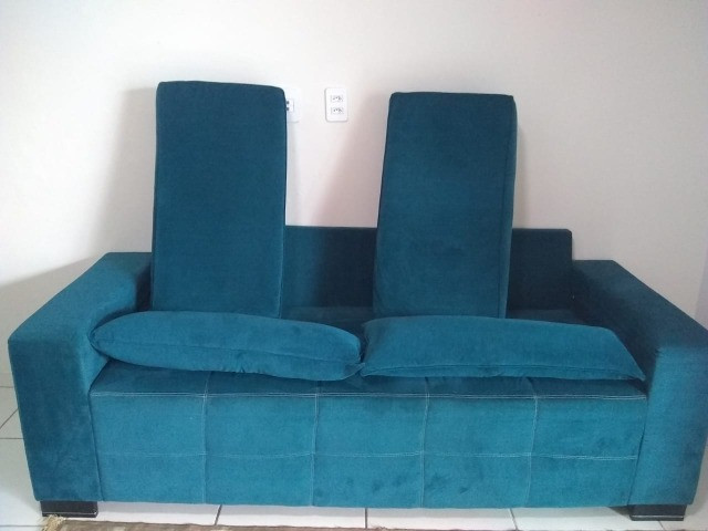 Vendo sofá e poltronas - Foto 3