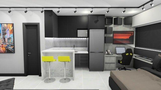 Apartamento no Centro/Kalilandia (Loft/Flat)- Celita Franca / Executive Apart Hotel - Foto 4
