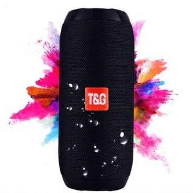 Caixa de som T&G - Foto 2