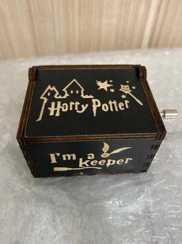Caixinha Musical Harry Potter Pronta Entrega - Foto 2