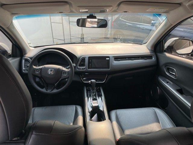 VENDO Honda HR-V EXL 2019 com 28mil Km Branco Perola  - Foto 13