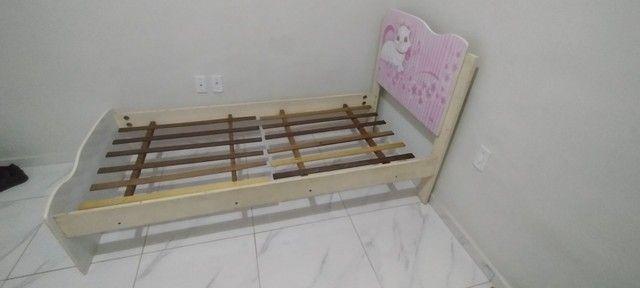 Cama infantil feminina - Foto 5