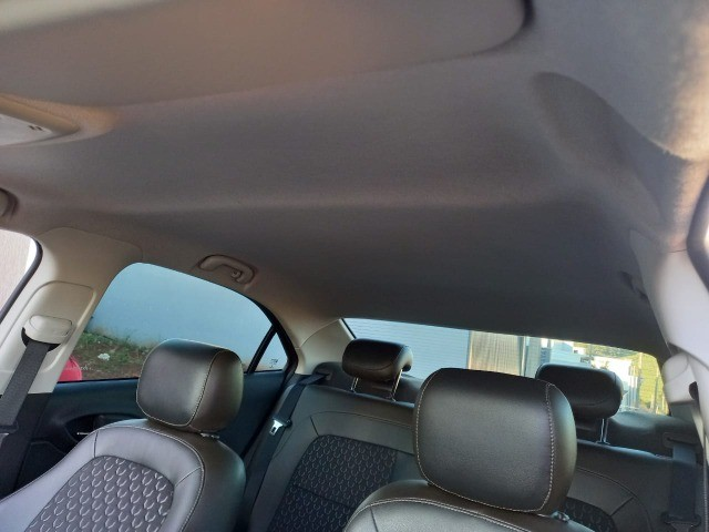 Prisma ltz automático 2018 carro estado de novo - Foto 11