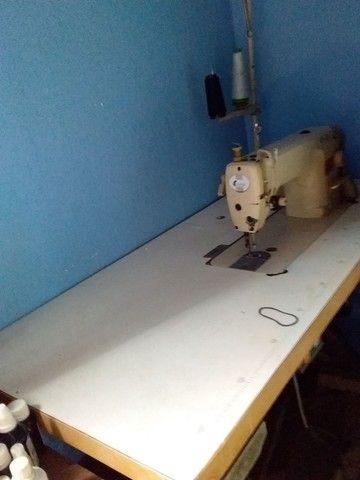Máquina de costura industrial reta ...1..300 - Foto 2
