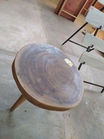 Mesa de centro rústica  - Foto 2