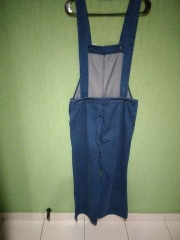 Macacão jeans  - Foto 2