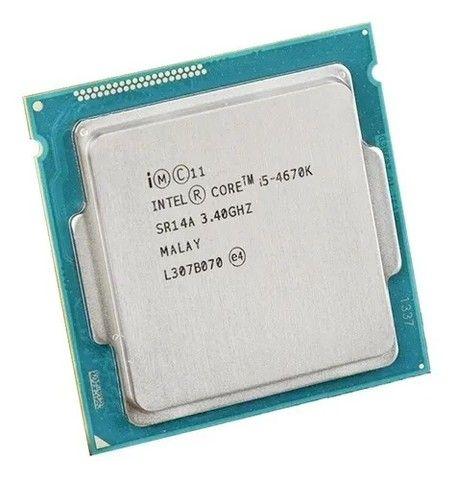 Processador I5 4670k usado - Foto 4