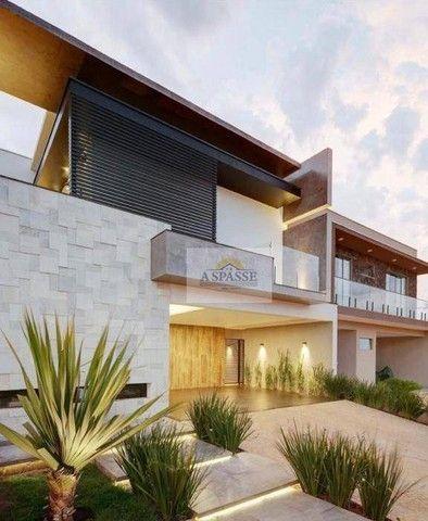 Casa com 3 dormitórios à venda, 300 m² por R$ 1.000.000,00 - Bonfim Paulista - Ribeirão Pr