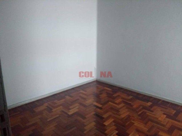 Apartamento com 2 dormitórios para alugar, 85 m² por R$ 1.000,00/mês - Centro - Niterói/RJ - Foto 9
