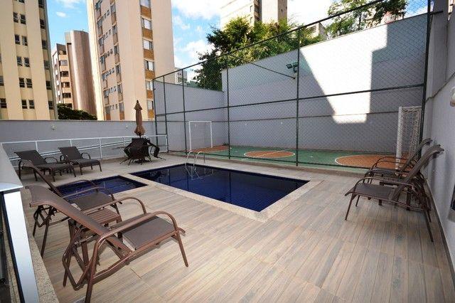 Sion venda 04 quartos novo 132m² lazer px Santa Doroteia