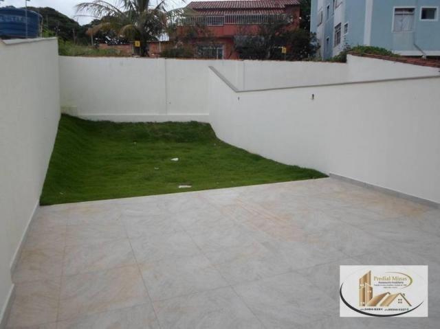 Casa com 3 dormitórios à venda por R$ 750.000 - Santa Mônica - Belo Horizonte/MG - Foto 3